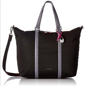Vera Bradley Midtown Small Tote Bag NWOT